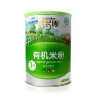 多多呗有机米粉益生元配方1段500g
