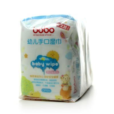 BOBO手口湿巾25片(4连包)