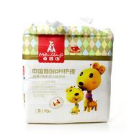 母婴坊中国首创PH超薄特柔纸尿裤 S号  70片