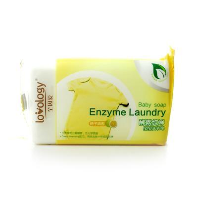 全因爱宝宝酵素纯净洗衣皂180g