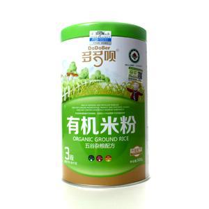 多多呗有机米粉五谷杂粮配方3段500g