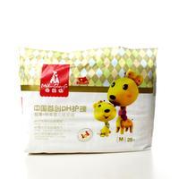 母婴坊中国首创PH超薄特柔纸尿裤 M号  28片