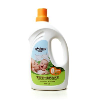 全因爱宝宝草本洗衣液2L/瓶