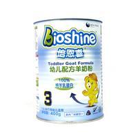 倍恩喜幼儿配方羊奶粉3段400克/罐